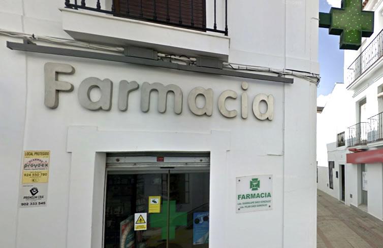 Farmacia Sáez González